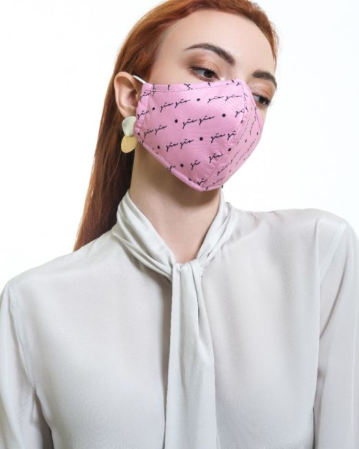Pink Cotton Mask Miira