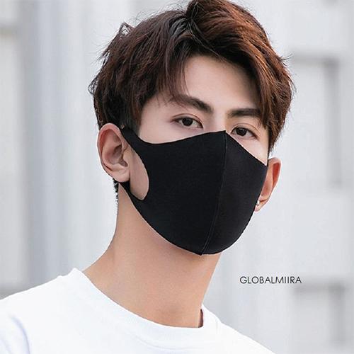 Soft Anti-bacterial Sponge Mask